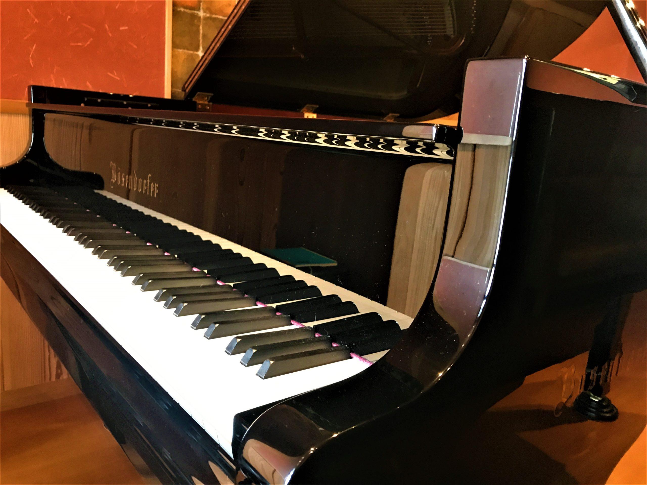 ピアノのスタジオ