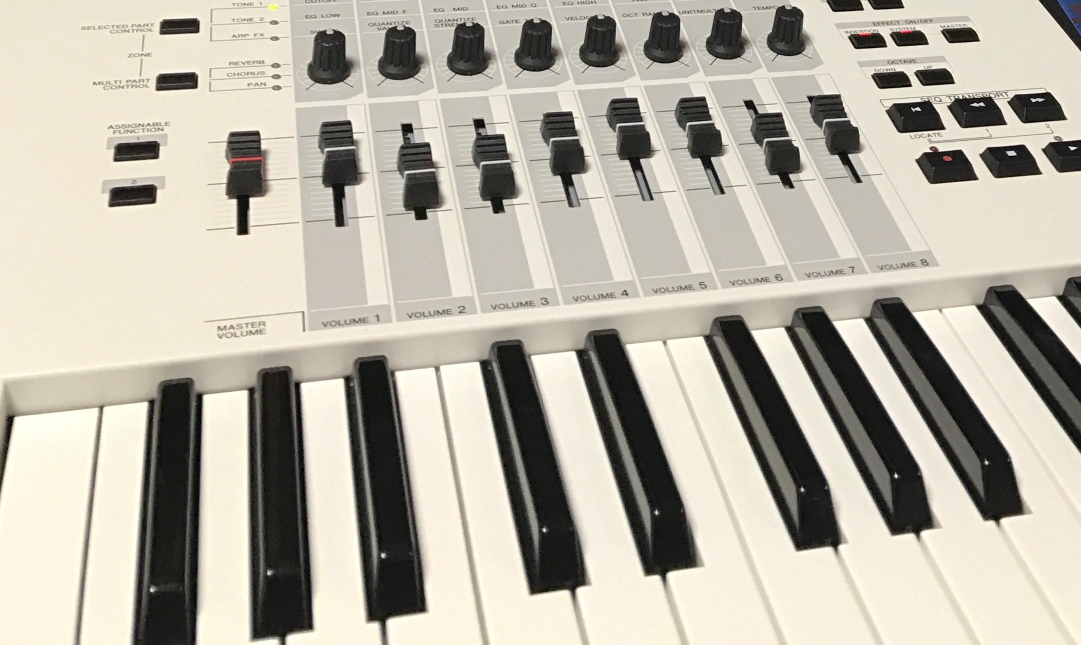 MIDI鍵盤