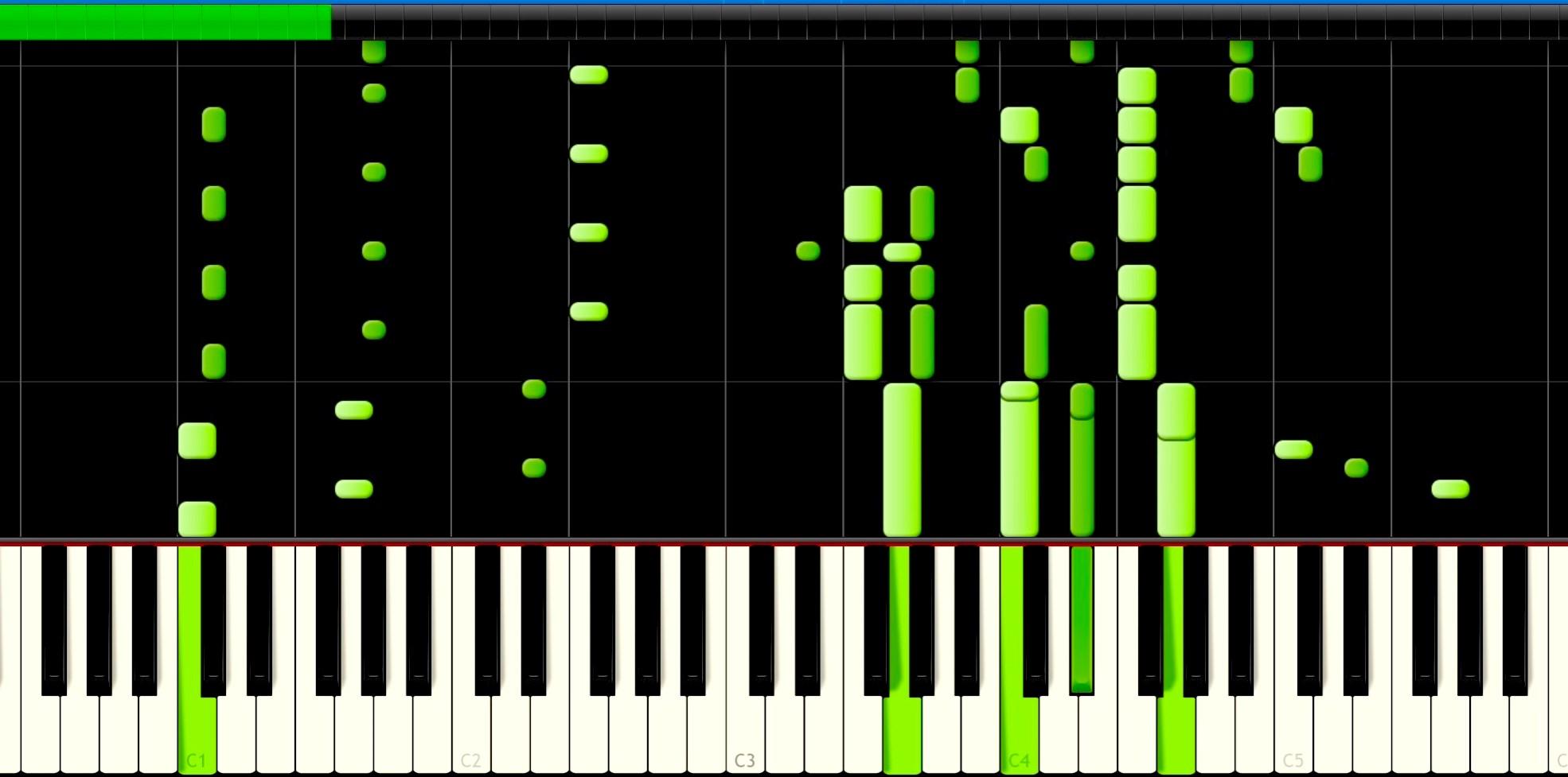MIDI再生ソフト