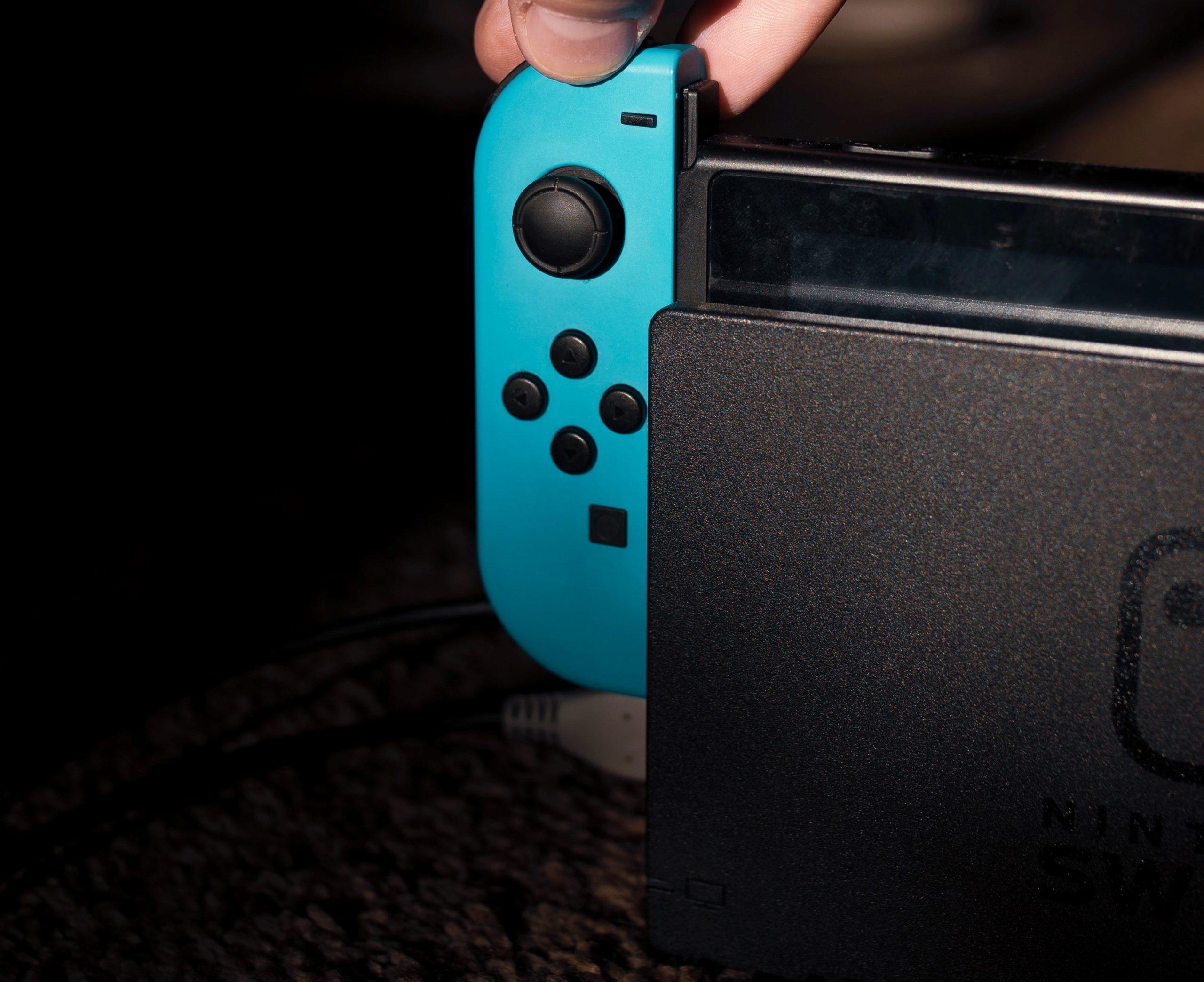 Switchの美しさ