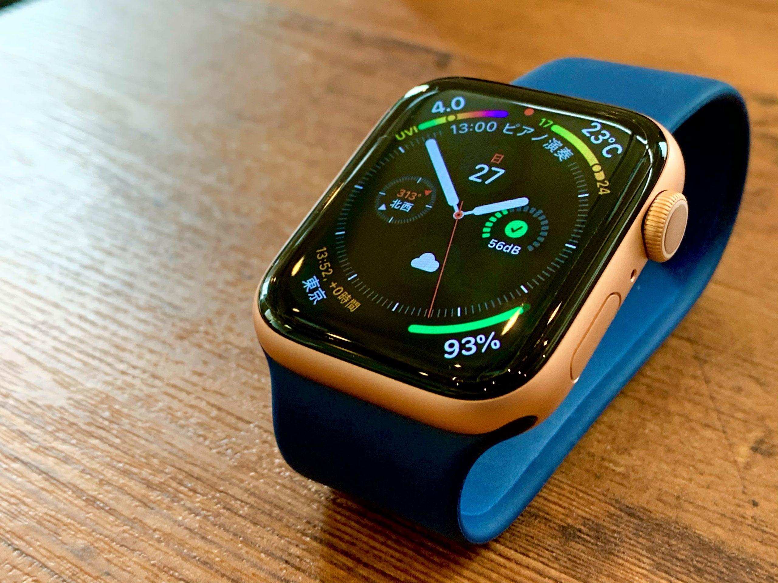 Apple Watch Series 6レビュー