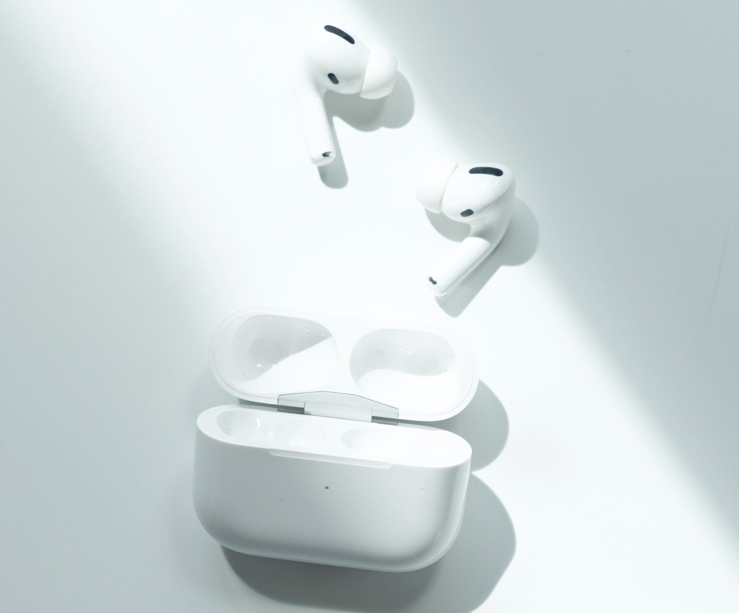 AirPods Pro輝き