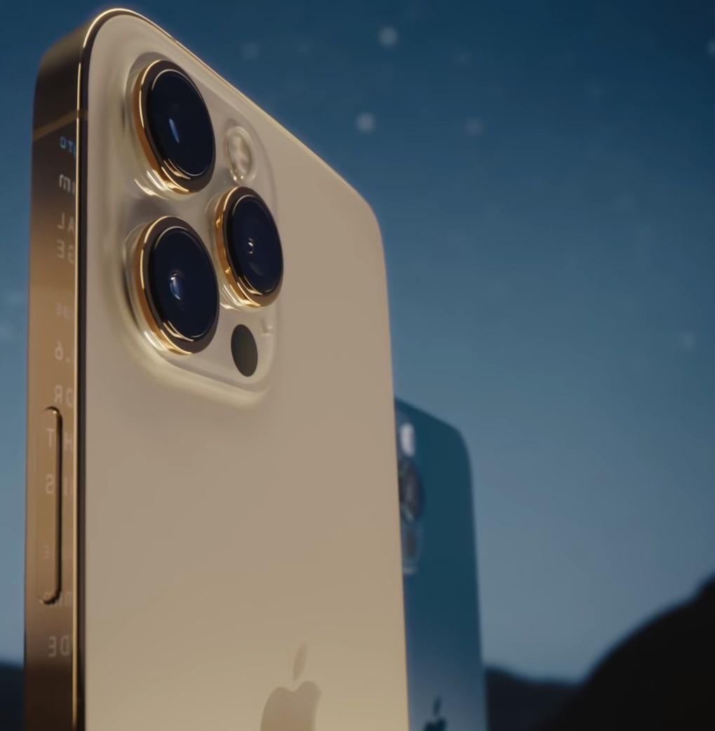 iPhone12 Pro Max背面