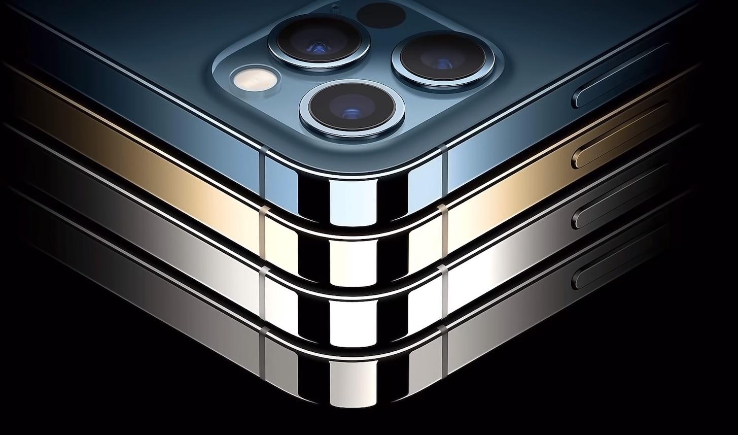 iPhone12のデザイン