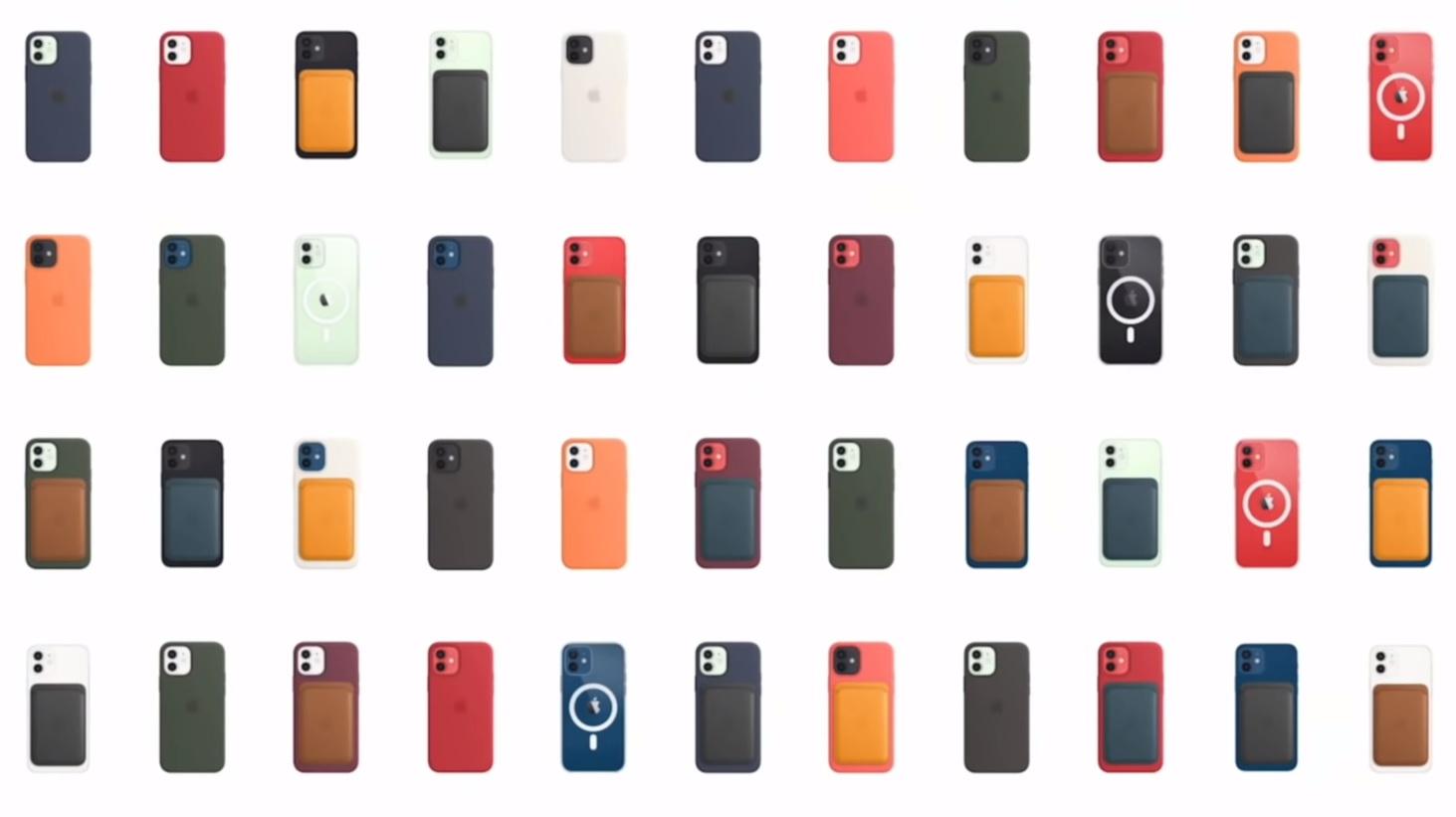 iphone12アクセサリー