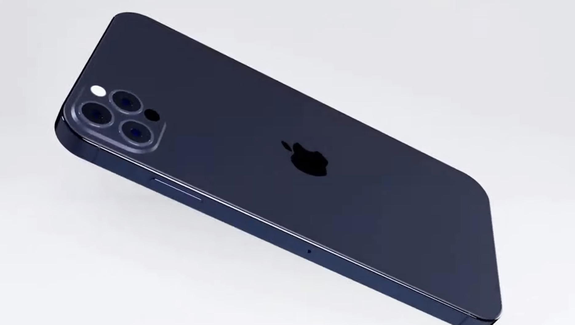 iPhone12黒