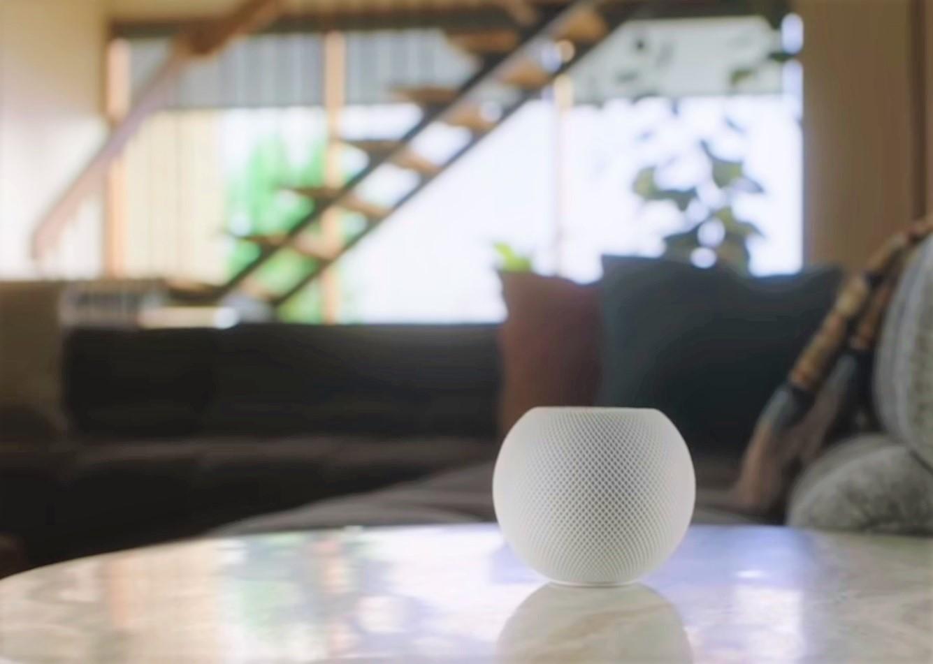 HomePod miniと部屋