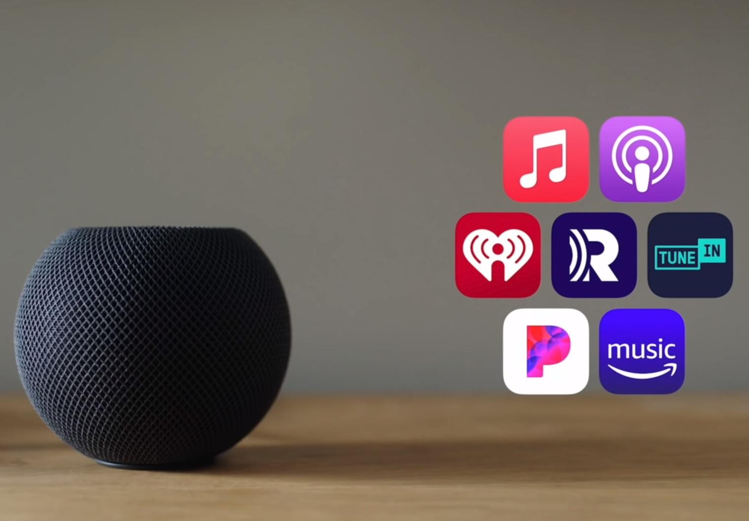 HomePod mini機能