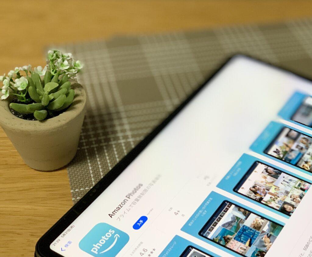 机とiPad Proとアプリ