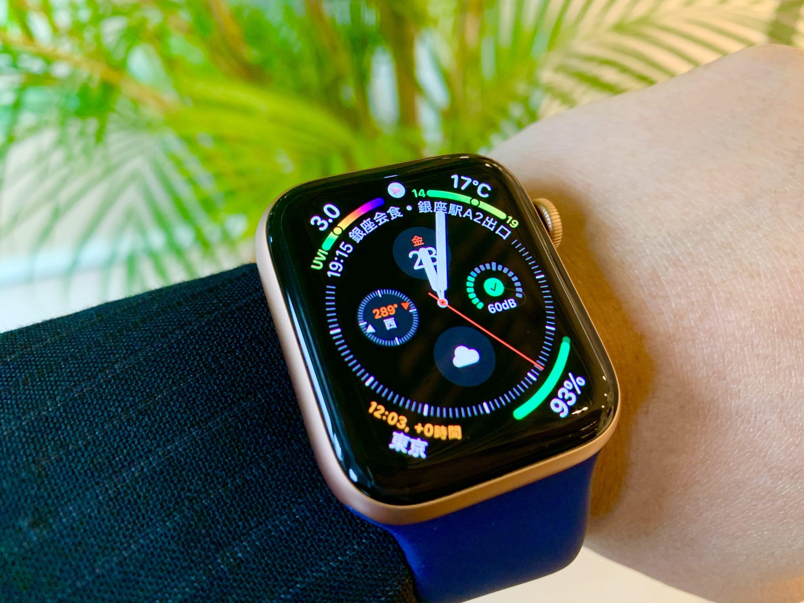 Apple Watch Series 6便利機能