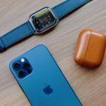 Apple Watchと保護フィルム