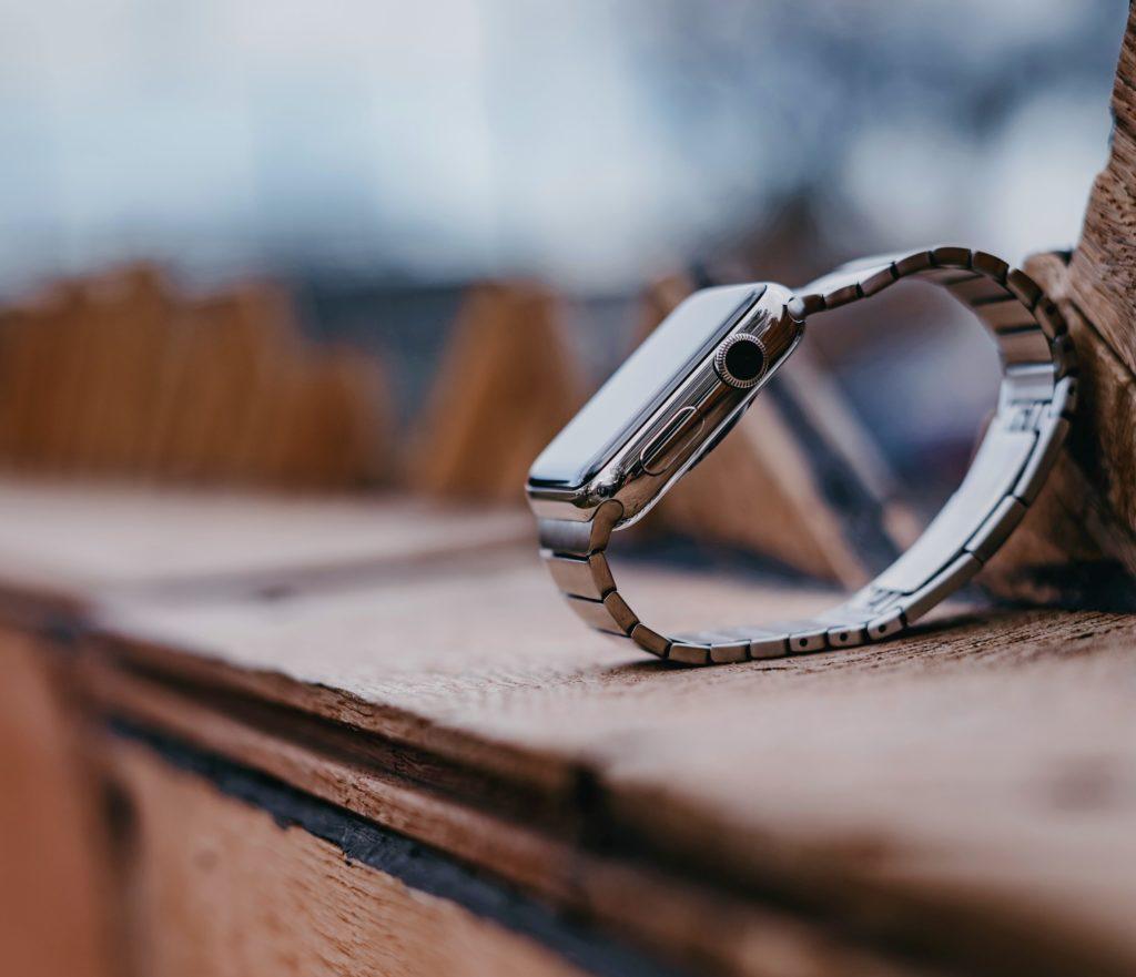 Apple Watch Series 6シルバー