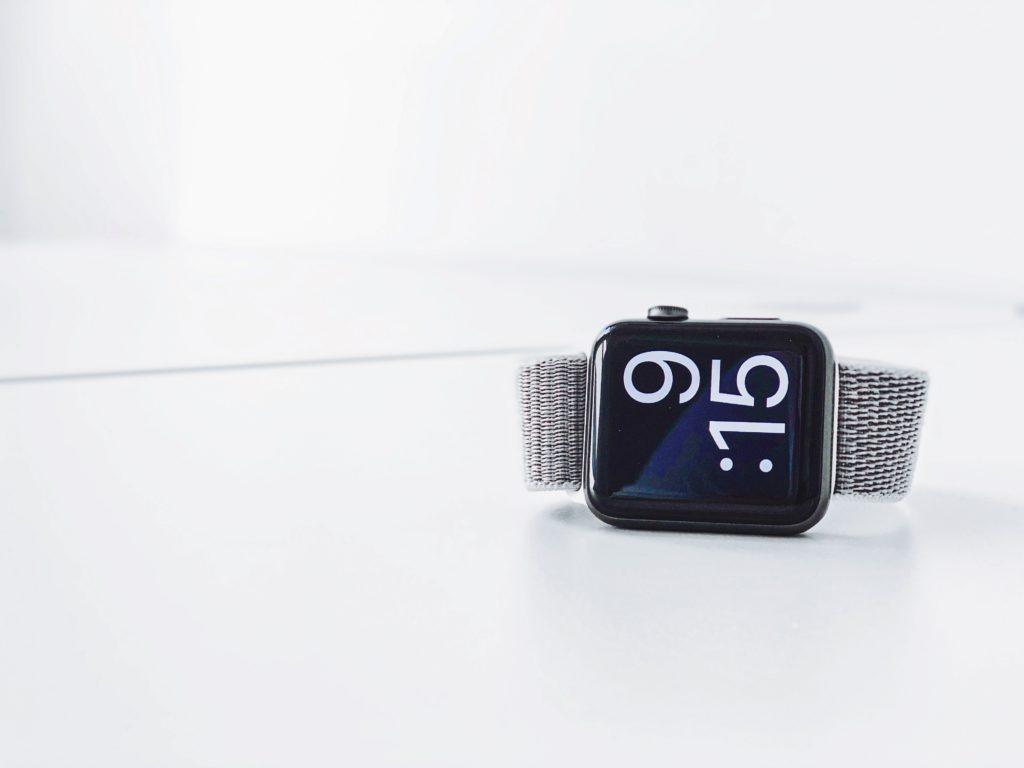 Apple Watch Series 6ステンレス