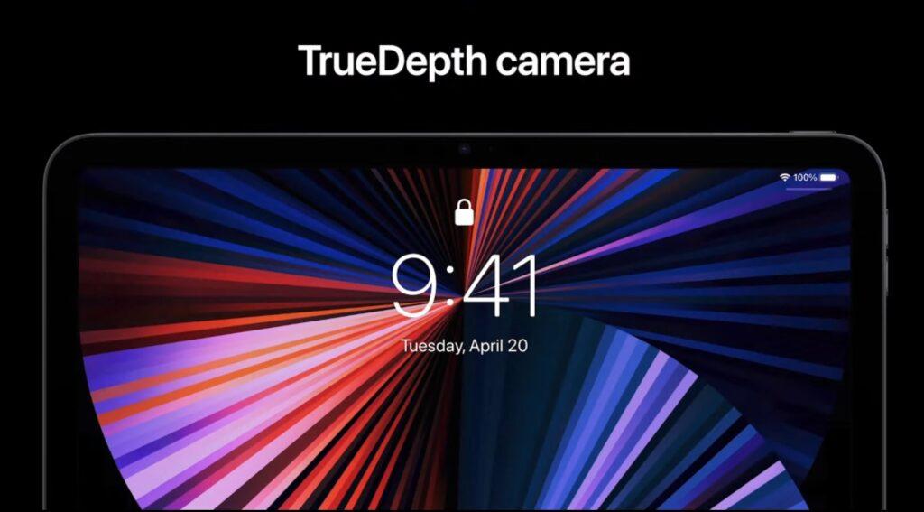 TrueDepthカメラ