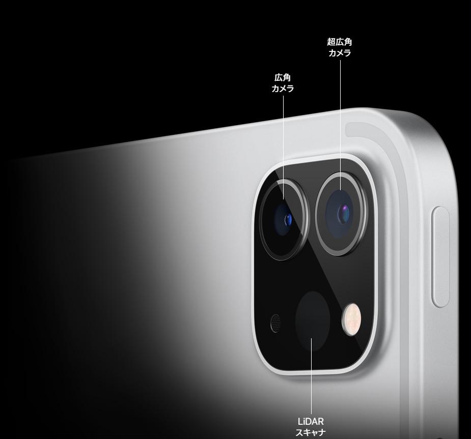 Proのカメラ