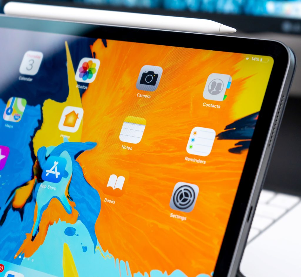 iPad Pro画面