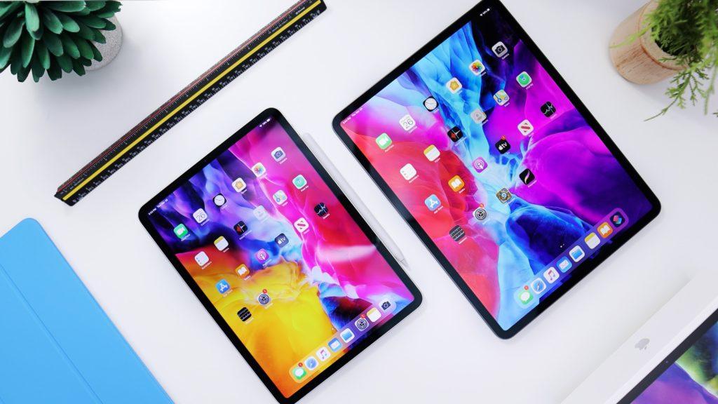 iPad 2台