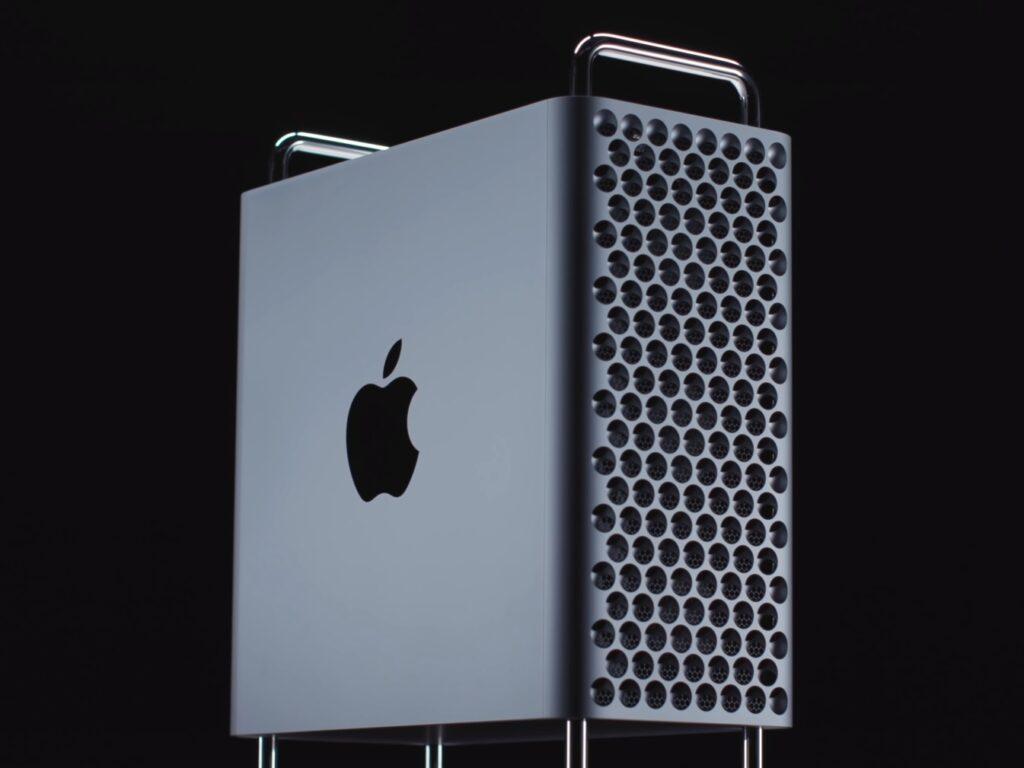 現行モデルのMac Pro