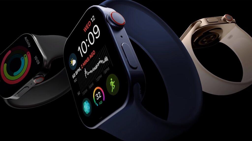 Apple Watch Series 7新デザイン