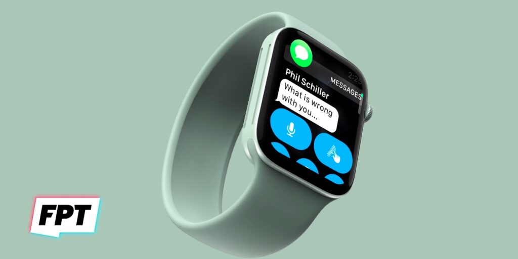 Apple Watch7_新色