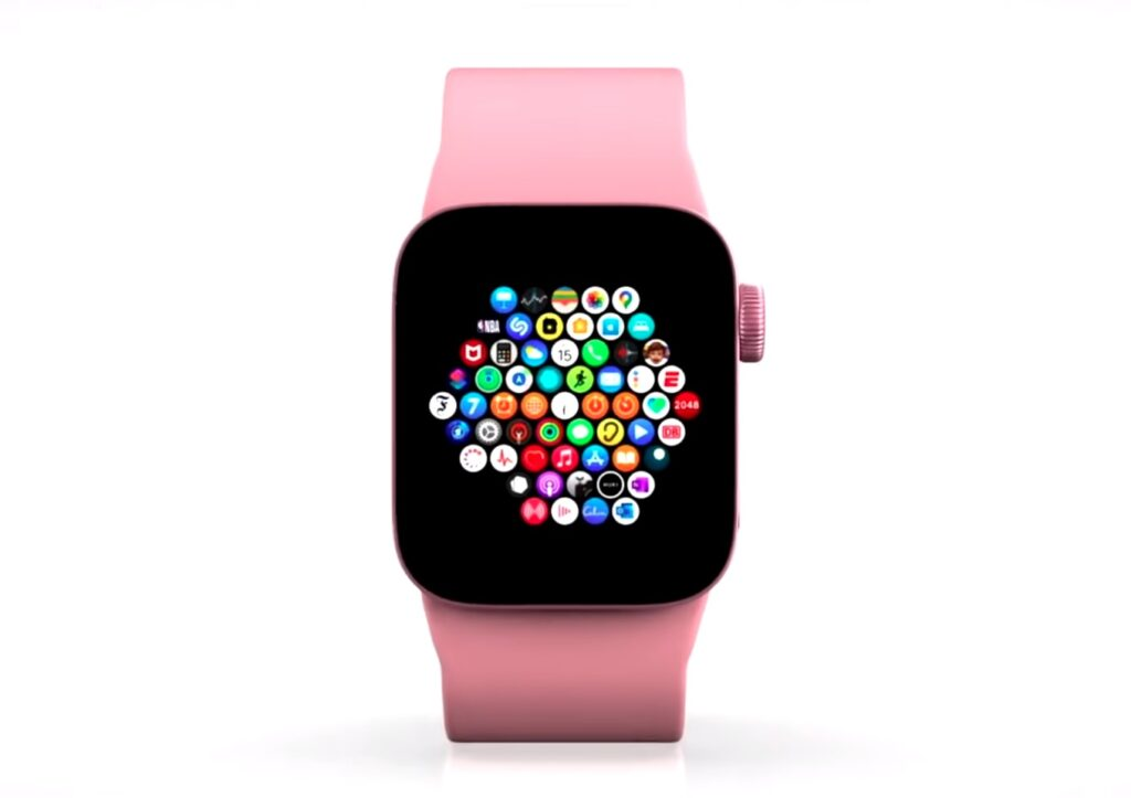 Apple Watch_新デザイン