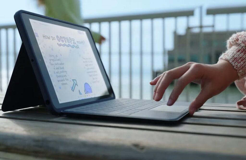 iPad対応アクセサリ追加