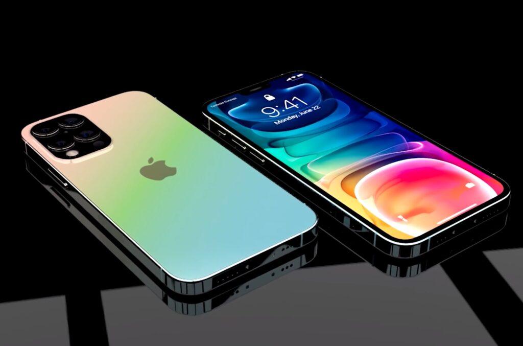 新型iPhoneコンセプト