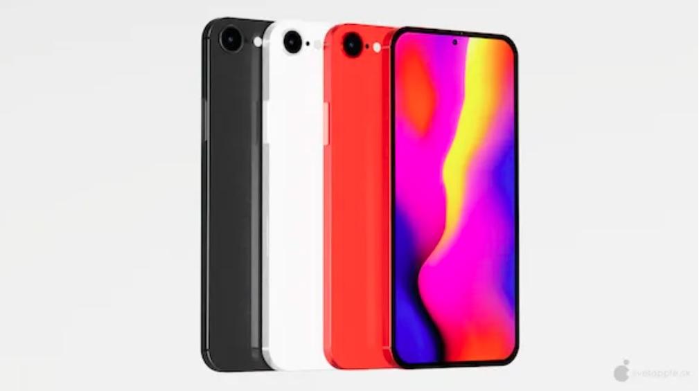 iPhone SE Plusデザイン