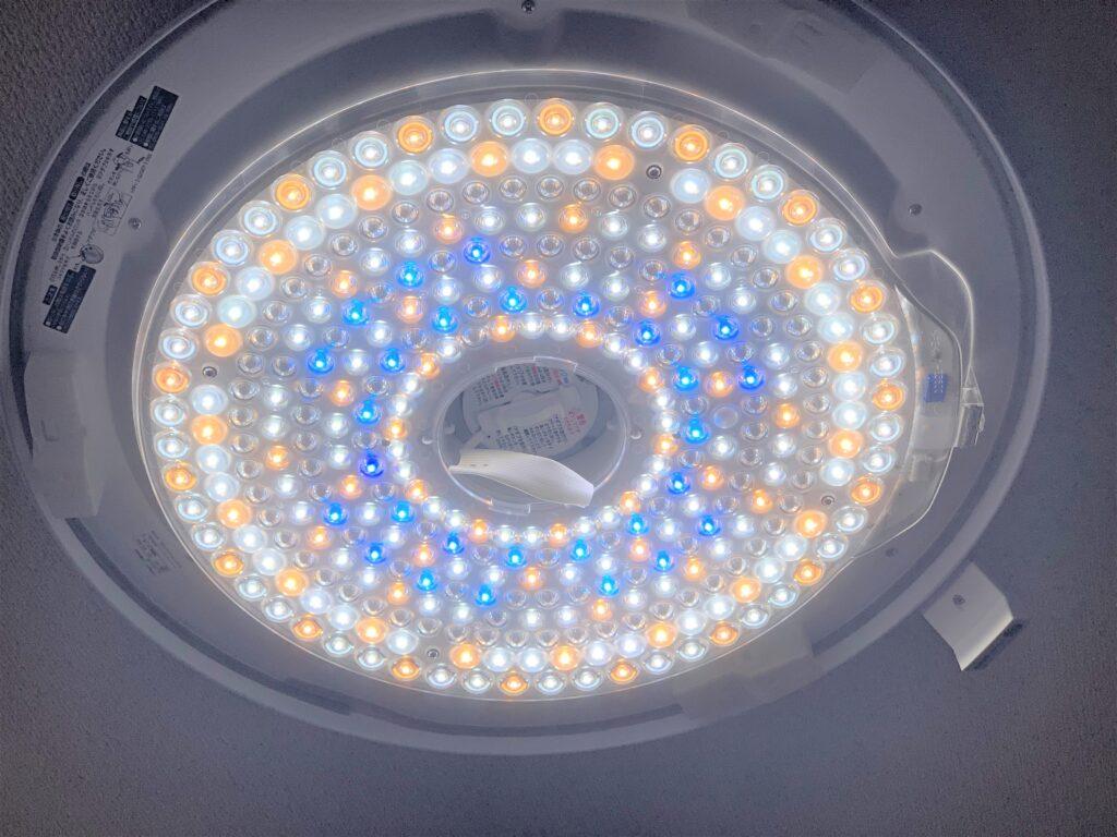 LEDシーリングライト電球