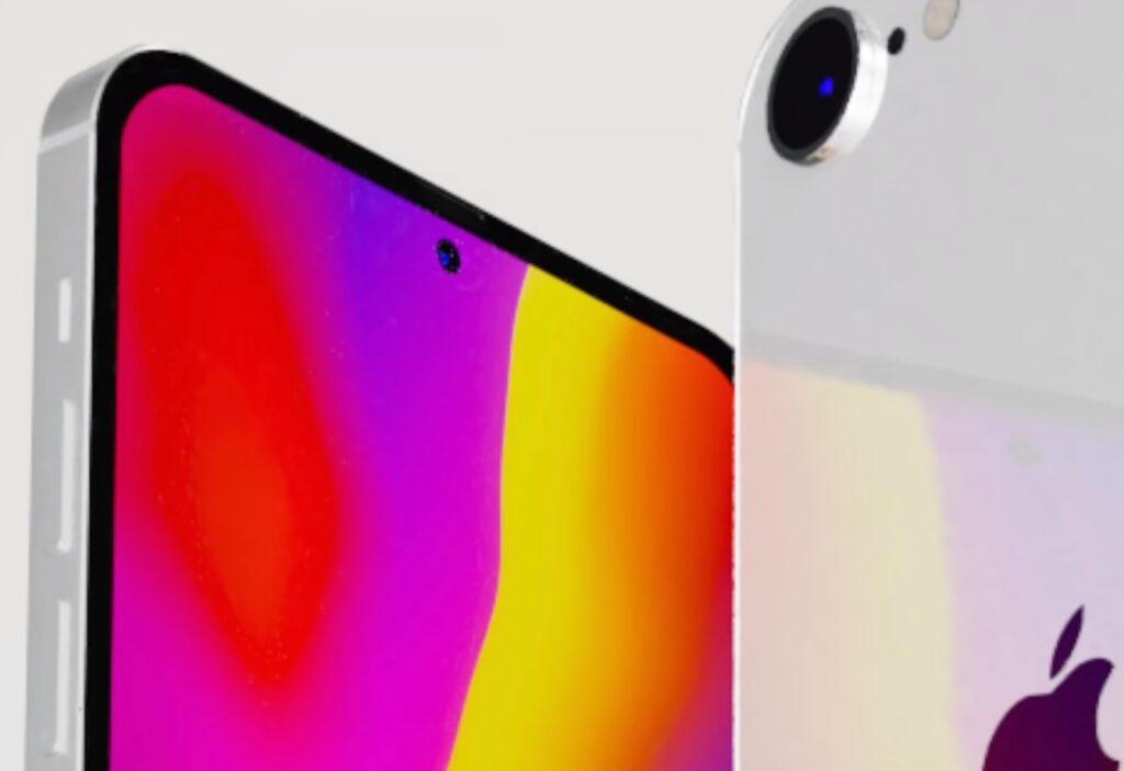 iPhone SE Plusディスプレイ