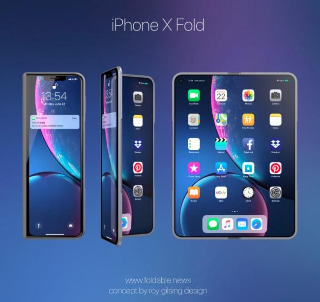 iPhoneX Fold