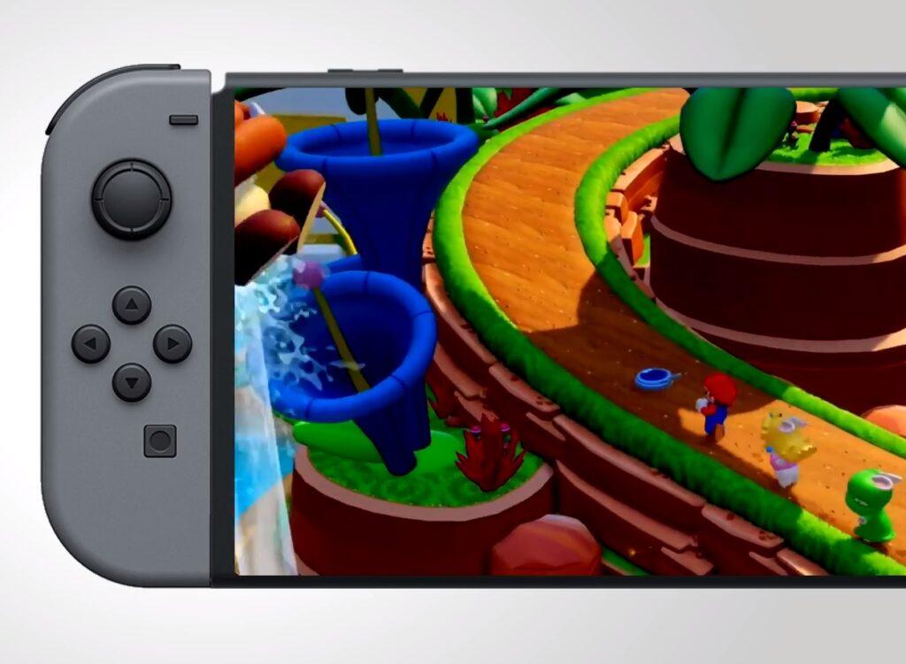 次世代Switch画面