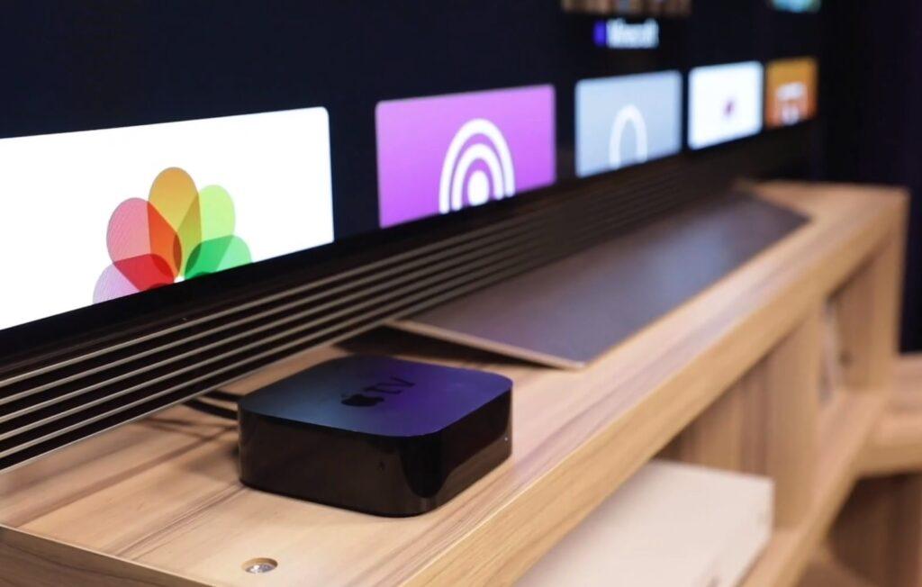 テレビとApple TV
