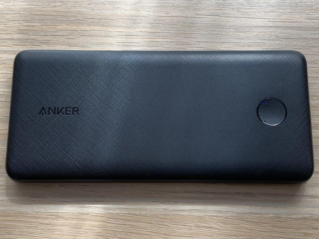 Anker PowerCore Slim 10000 PD 20W本体