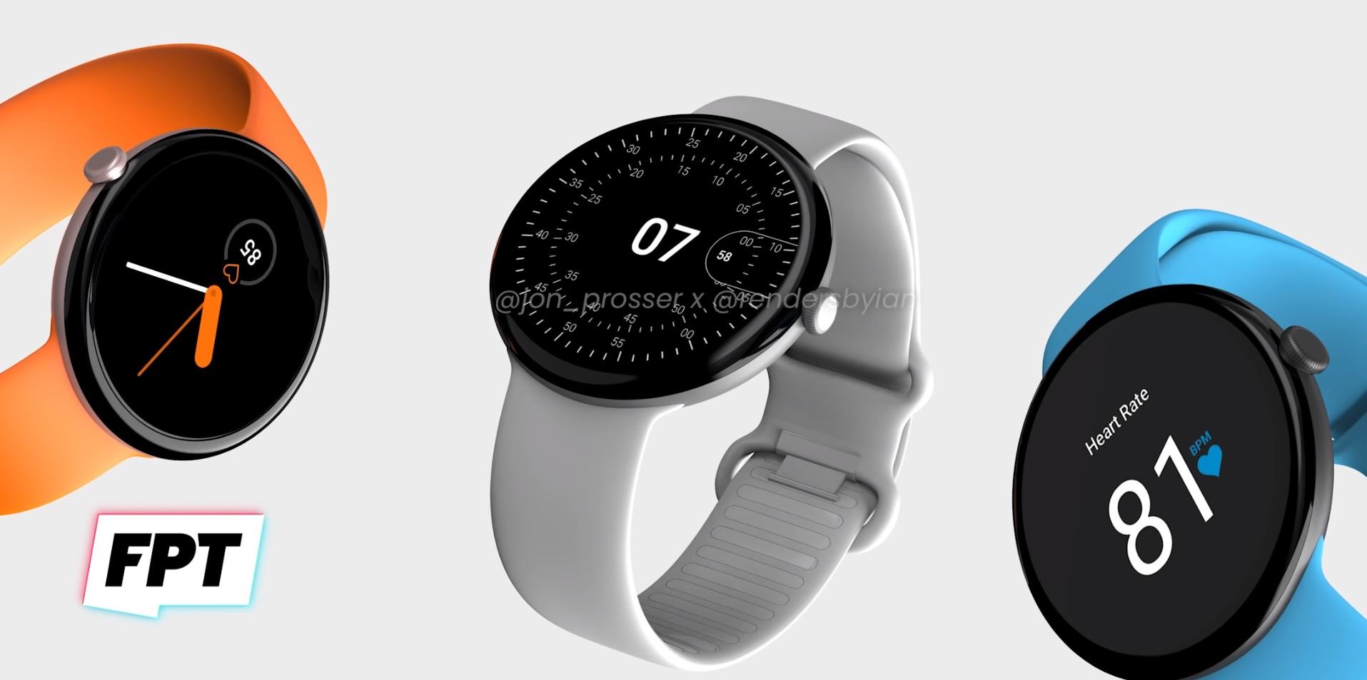Google Pixel Watch 2021