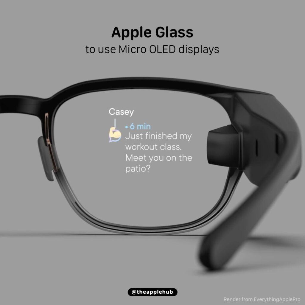 Appleメガネ_デザイン