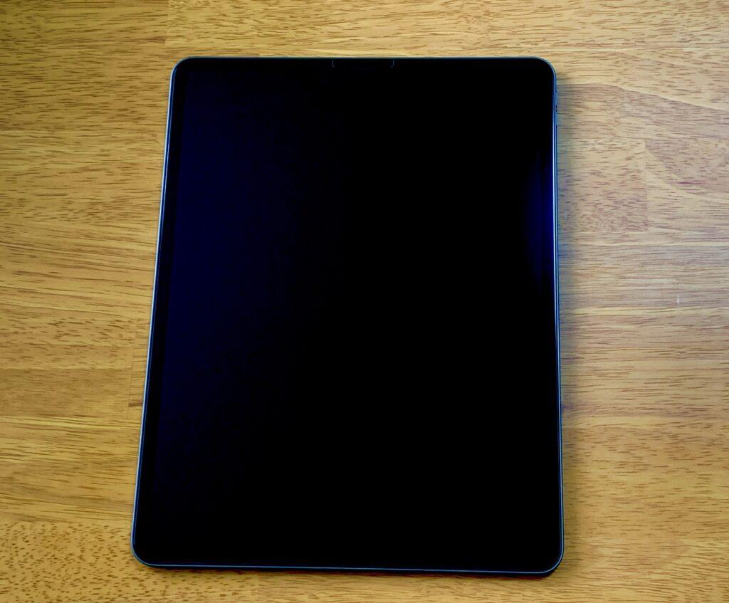 iPad Proの本体