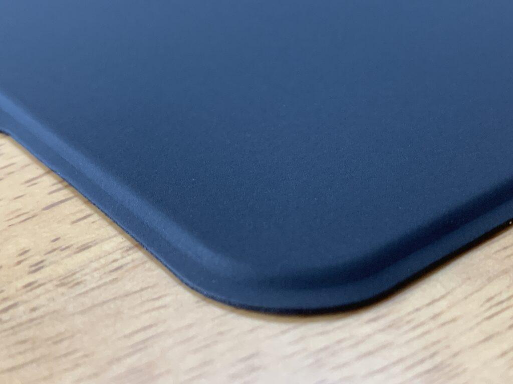 ESR iPad Proケース_ケースの質感