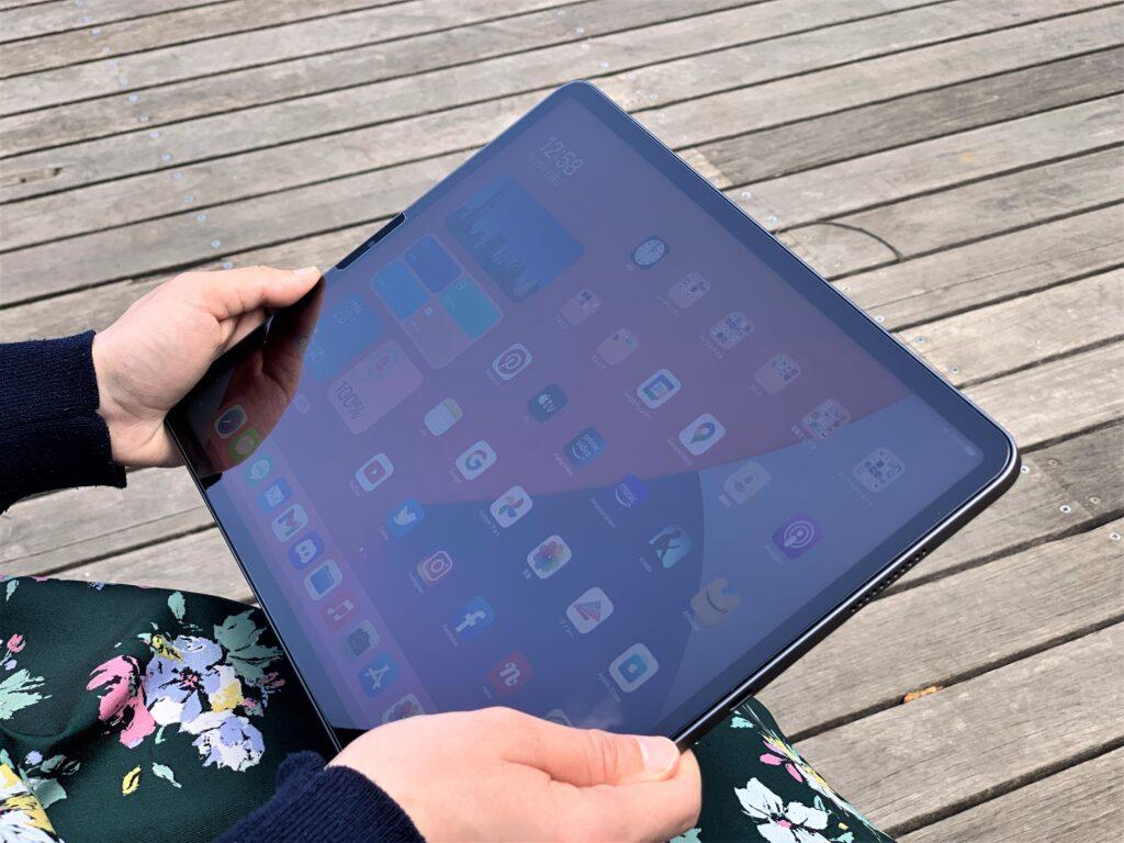 iPad Pro12.9インチ_屋外