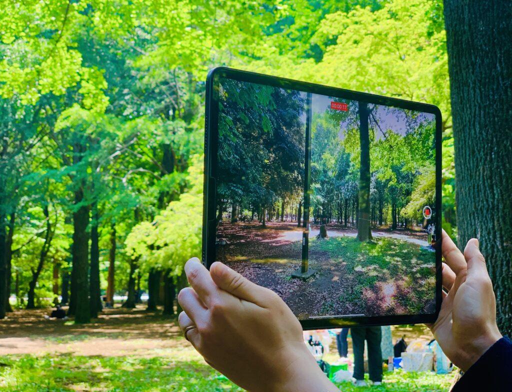 iPad Pro2021_動画撮影