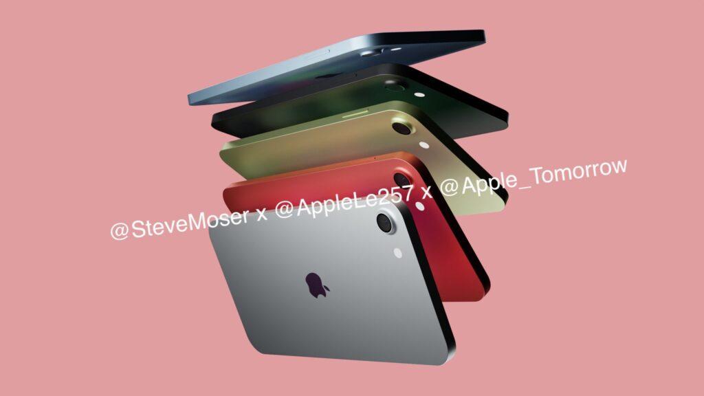 iPod touch 第8世代デザイン