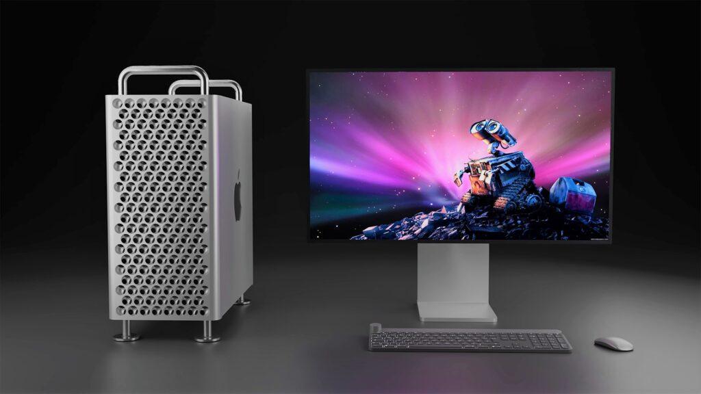 Mac Proとモニター