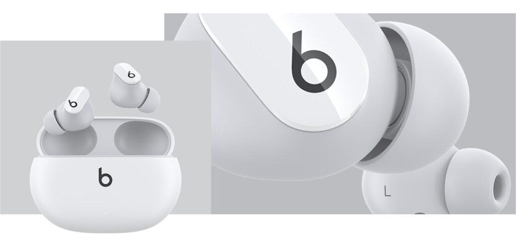 Beats Studio Budsのデザイン