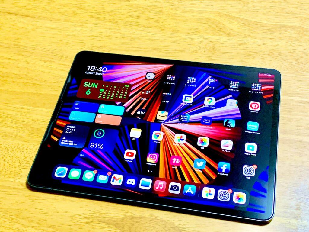 iPad Proデザイン