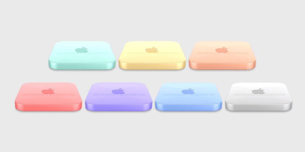 Mac mini_color