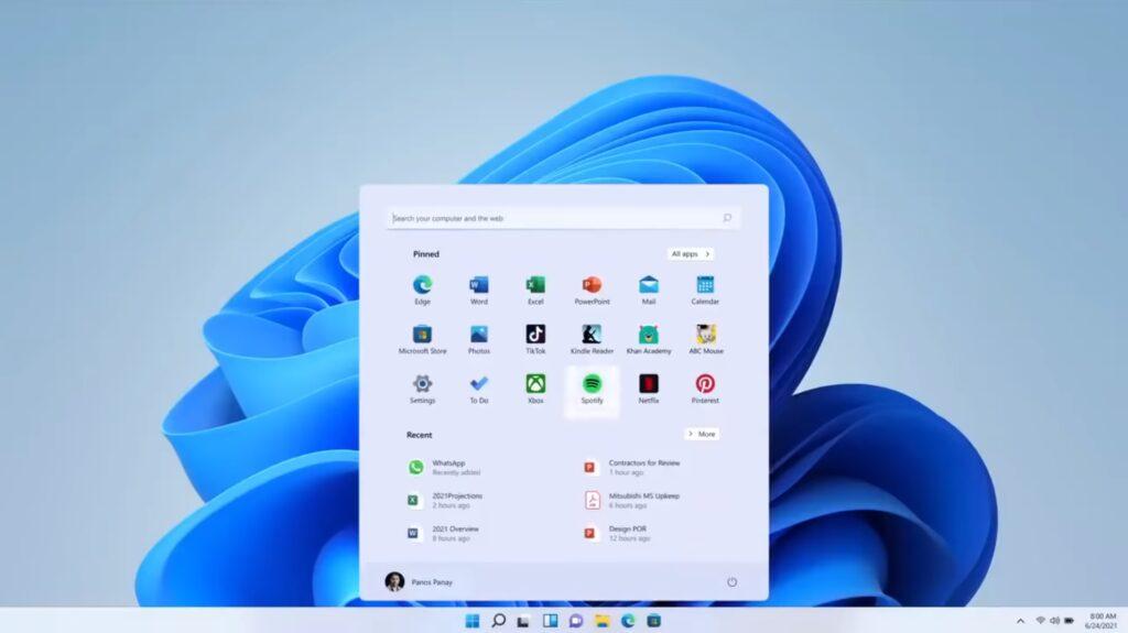Windows 11_UI