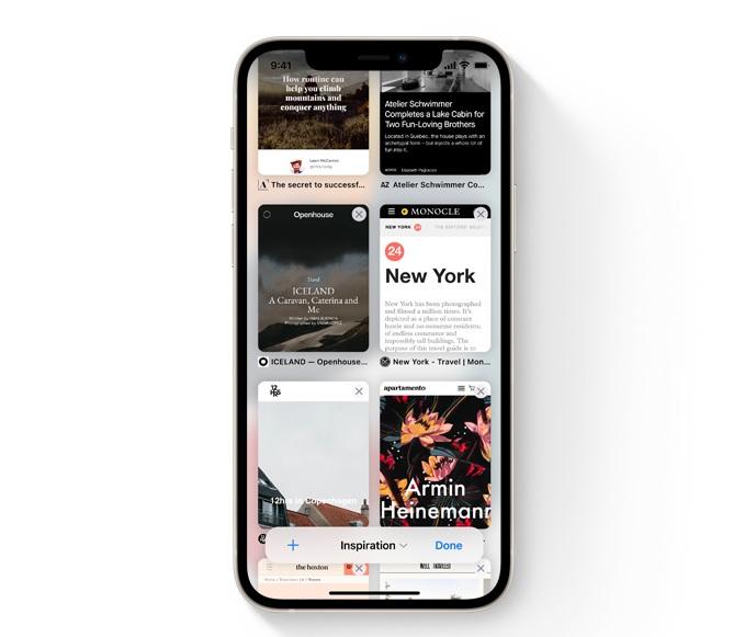 iOS_Safariでの新機能