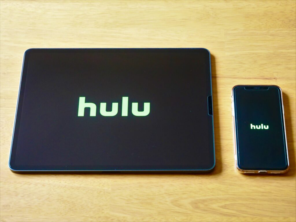 iPad ProでHulu
