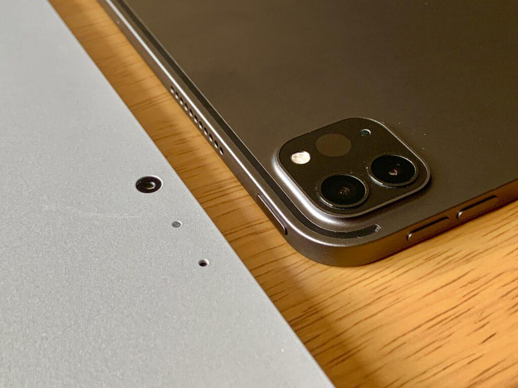 iPad ProとSurface Proのカメラ比較