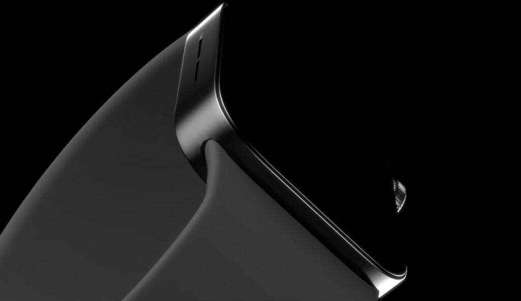 Apple Watch_ブラック